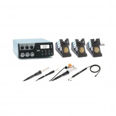 WR 3000M Цифровая трехканальная ремонтная паяльная станция
